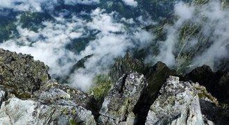 Hiking to Krivan in Slovak Tatra mountains