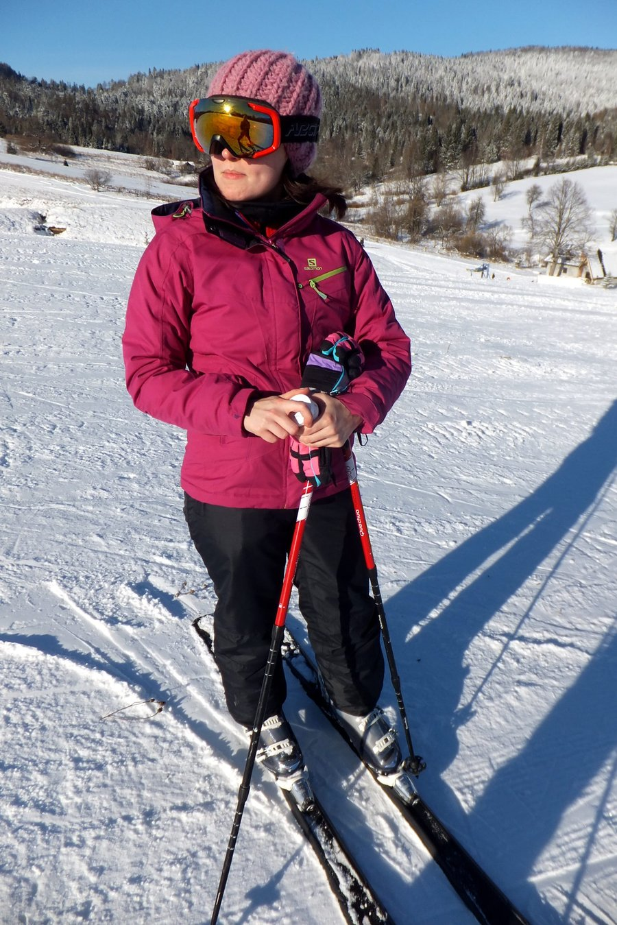 Salomon Jacket - Women's Minim Jam GORE-TEX Jacket