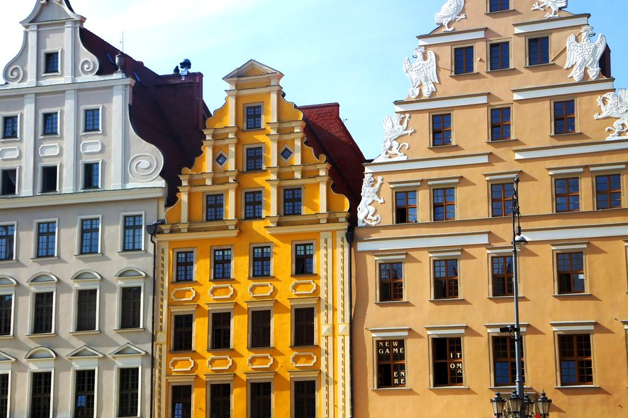 What is worth to see in Wroclaw, Poland
