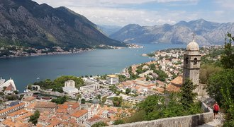 Hiking Kotor City Walls in Montenegro.jpg