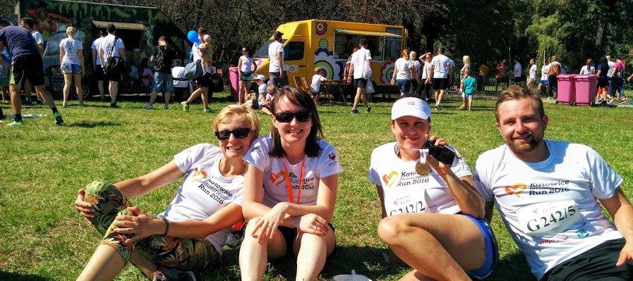 Katowice Business Run 2016