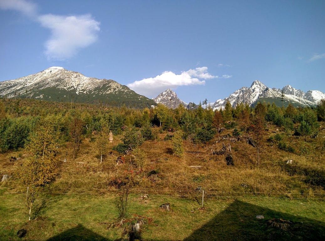 Panoramic Mountain Residence in Horný Smokovec, Vysoké Tatry, Slovakia