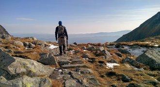 Hiking in High Tatra mountains, Slovakia