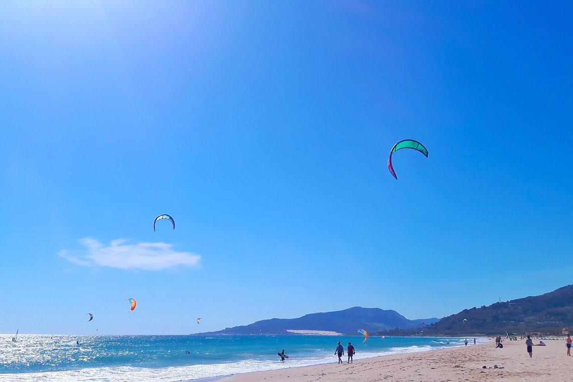 Playa de los Lances, Tarifa, Spain.jpg