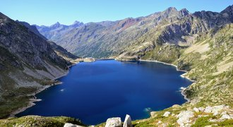 Pyrenees mountain lake.jpg