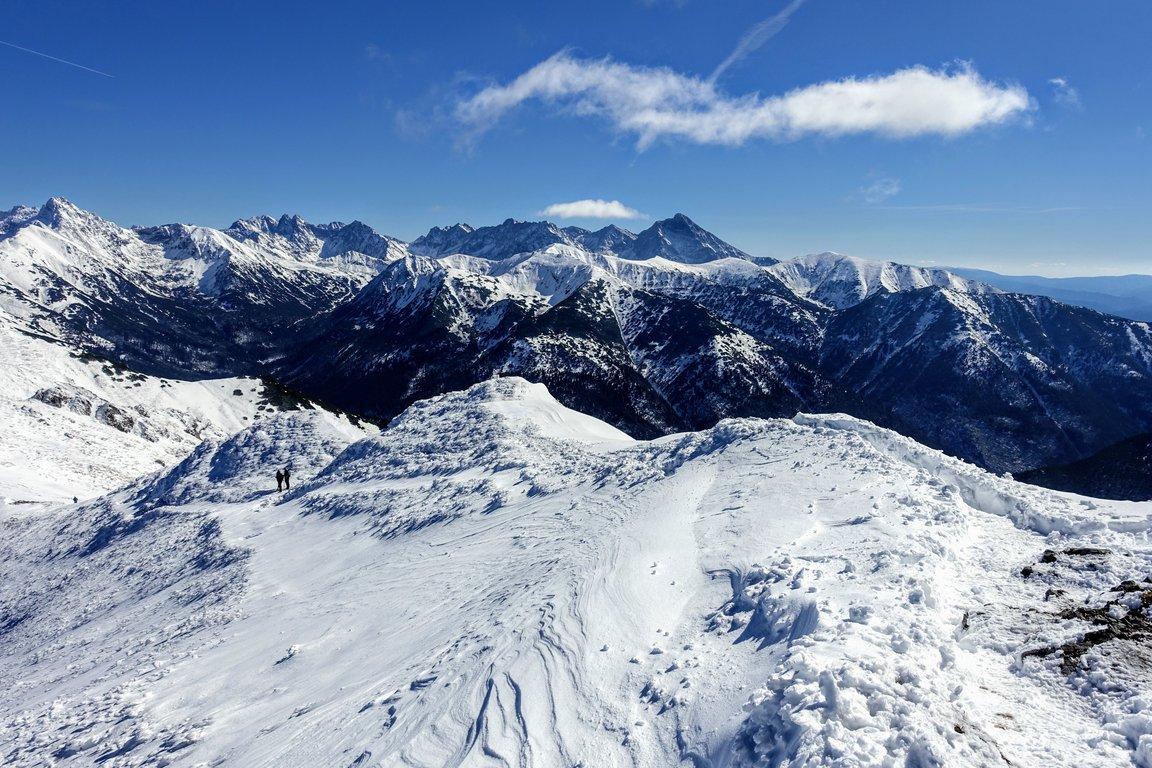 Winter in Tatra mountains, Poland.JPG