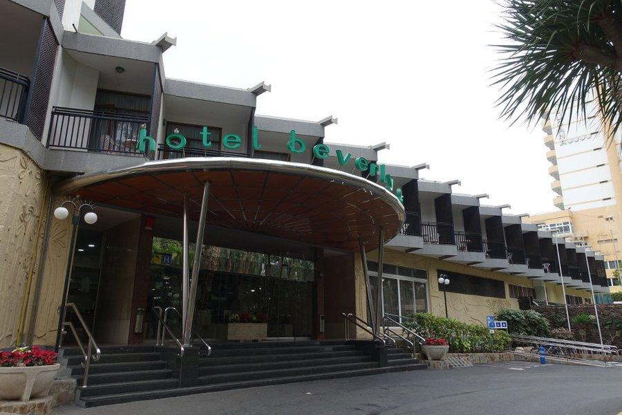 Hotel Beverly Park in Maspalomas, Gran Canaria
