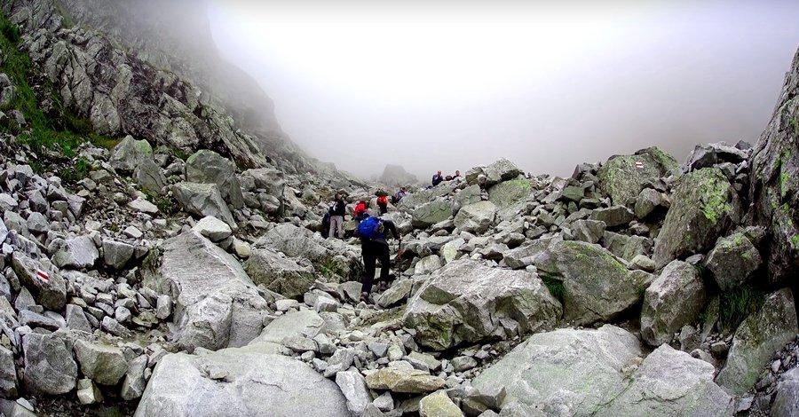 Rysy Trail