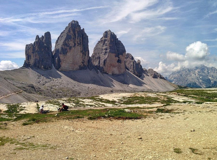 The best places in Sexten Dolomites - Tre Cime di Lavaredo
